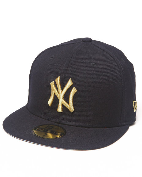 New Era - New York Yankees 59th Anniversary Side Patch 5950 fitted Hat