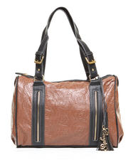 Women - Barren Satchel Handbag