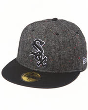 New Era - Chicago White Sox Tweed Crest 5950 fitted hat