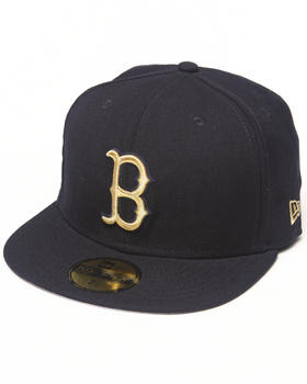 New Era - Boston Red Sox 59th Anniversary Side Patch 5950 fitted Hat