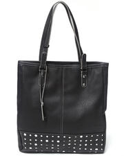 XOXO - Mistic Metallic Perforated Studs Tote