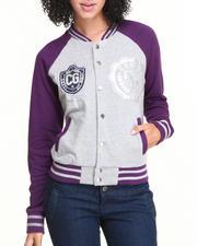 Outerwear - Varsity Jacket