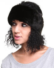 Women - Faux Fur Headwrap or Collar