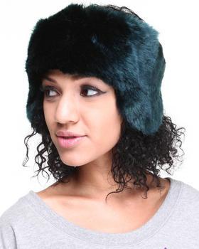 DRJ Accessories Shoppe - Faux Fur Headband w/earcaps