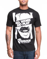 Famous Stars & Straps - All Work Tee