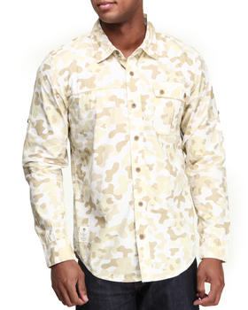 LRG - Panda Camo L/S Button-Down