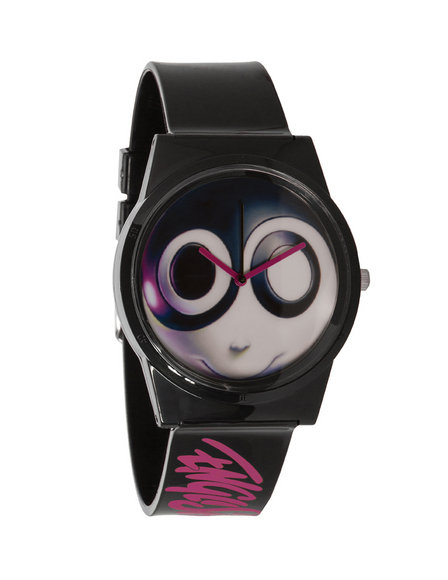 Flud Watches Men Ron English Eyes Watch Black