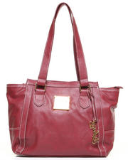 Women - Grainy Tote Handbag