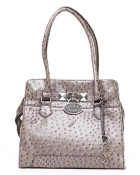 COOGI - Arianna Faux Ostrich Tote Handbag