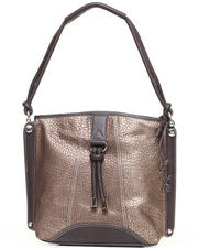 COOGI - Lillian Metallic Snake Hobo