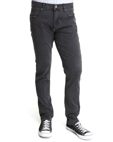 RVCA Black Spanky Skinny Fit Denim Jeans