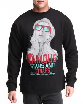 Famous Stars & Straps - F N Right Crewneck Sweatshirt