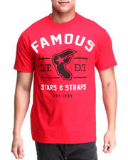 Famous Stars & Straps - State Raised Tee