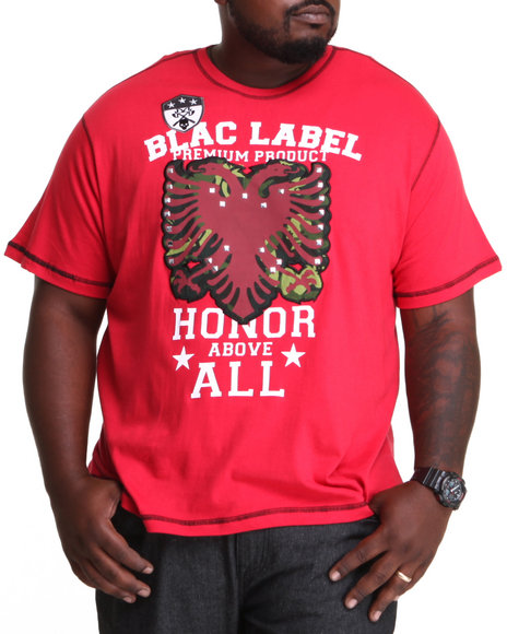 Blac Label Red T-Shirts