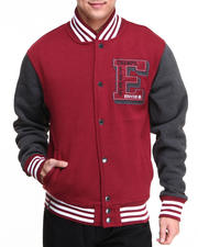 Light Jackets - Varsity Jacket
