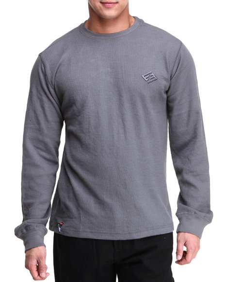 Enyce Grey Fred L/S Thermal