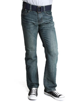 Basic Essentials - Unlimited Denim Jeans with Belt