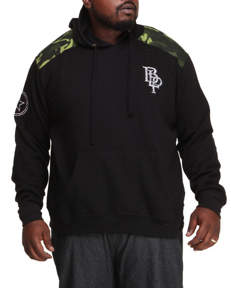 Blac Label Black Moscow Pullover Hoodie (Big & Tall)