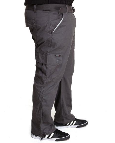 Enyce Men Musket Cargo Pants Grey 44