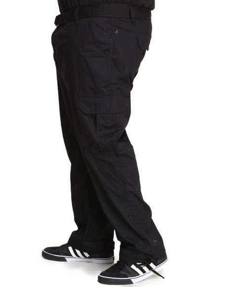 Enyce Men Musket Cargo Pants Black 46