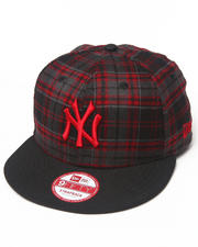 New Era - New York Yankees Team Tartan snapback hat