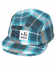 Enjoi - Dumb Step 5-Panel Camper Cap