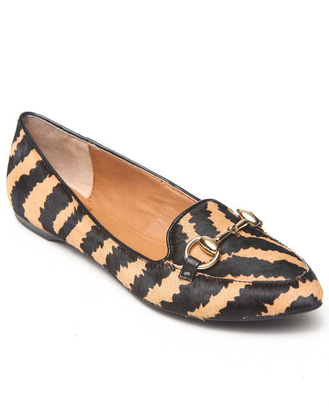 Dv By Dolce Vita - Women Animal Print Langely Flat