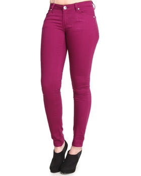 Basic Essentials - Skinny Jean Pants