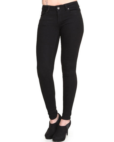 Basic Essentials - Super Stretch Fabric Jegging
