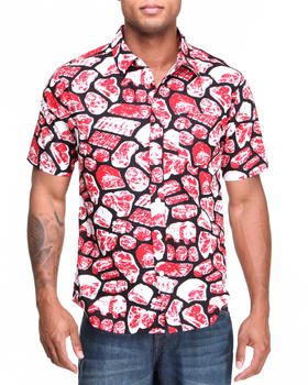 Enjoi - Meat My Mom S/S Button-down