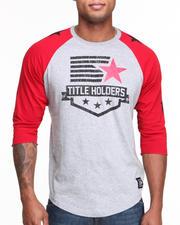T-Shirts - Hantavirus Crew 3/4 Raglan Tee