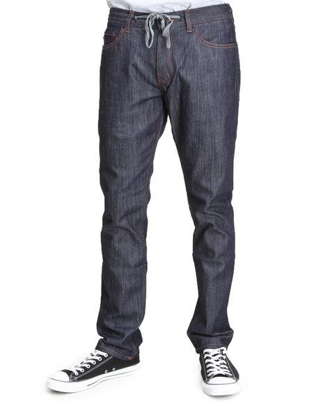 Enjoi Dark Indigo Gigolo Jigger Slim Straight Fit Jeans