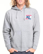 X-LARGE - Beast Mode Zipped Hoodie