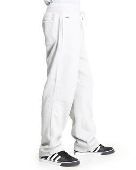 Lacoste - GLC Open Bottom Drawstring Pants
