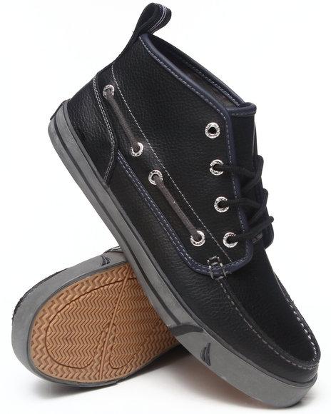 Nautica Black Del Mar Mid Nautica Sneaker