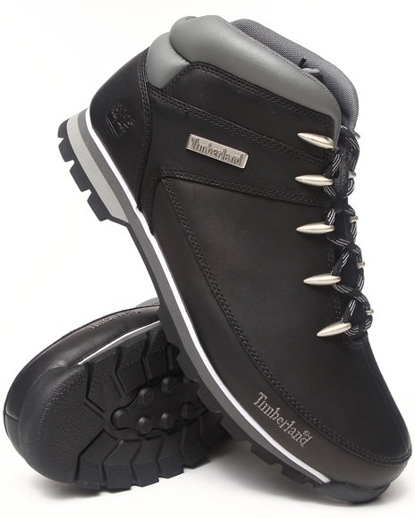 Timberland - Men Black Euro Sprint Boots