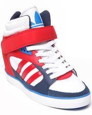 Footwear - Amberlight Up Womens Wedge Sneakers