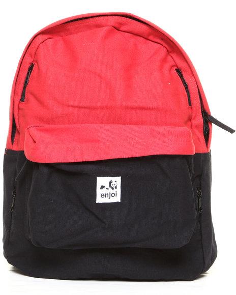 Enjoi Day Ditcher Backpack Orange