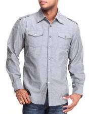 Basic Essentials - Oxford Woven Shirt