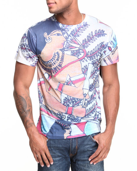 L.A.T.H.C. Multi Pharaoh And Friend Sublimated Tee