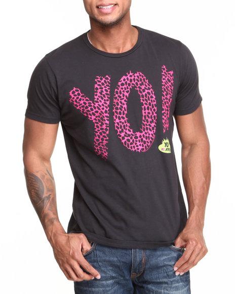 Junk Food Pink Yo! Mtv Raps Shirt