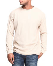 Holiday Shop - Men - Heavy Long Sleeve Thermal Top