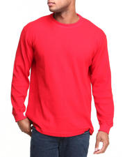 Shirts - Heavy Long Sleeve Thermal Top