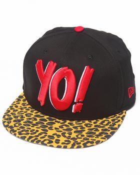 New Era - Yo! MTV Raps Animal Print Snapback Hat