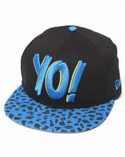New Era - Yo! MTV Raps Neon Leopard Print Snapback Hat