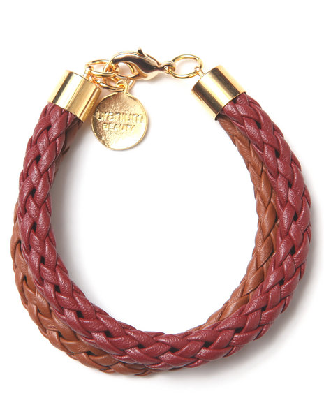 Uranium - Women Brown,Pink Cornouailles Bracelet