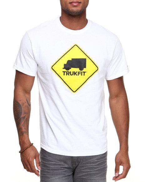 TRUKFIT White Truk Stop S/S Tee
