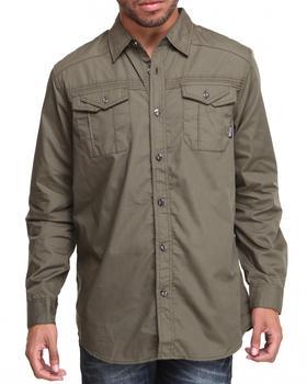 MO7 - Workman L/S Button Down Shirt