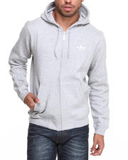Light Jackets - Sport Flocked Full Zip Hoodie