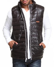 Men - Mo7 Bubble Vest w/ Contrast Lining